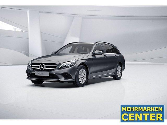 Mercedes-Benz C-Klasse - C 180 d T AHK LED Navi Kamera SHZ Einparkh. Park