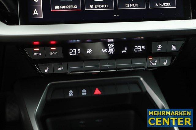 Audi A3 Sportback 35 TDI S tronic Advanced ACC Kessy Si