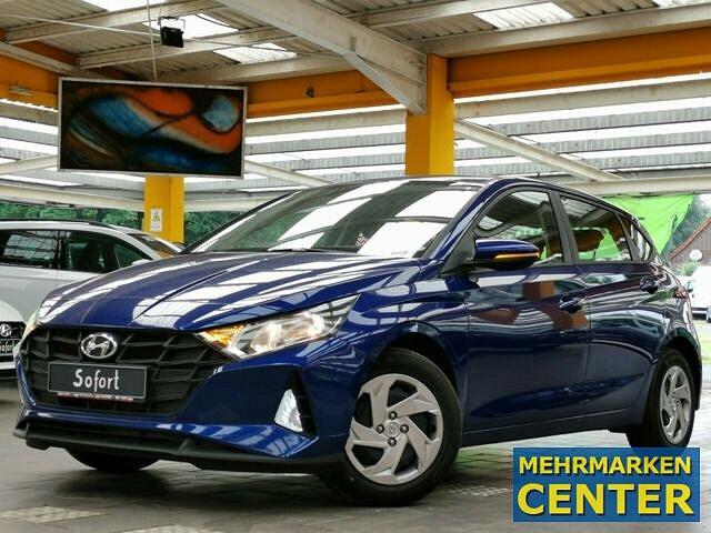 Hyundai i20 - 1,2i Tempolimitwarnung ... viel Sicherheit