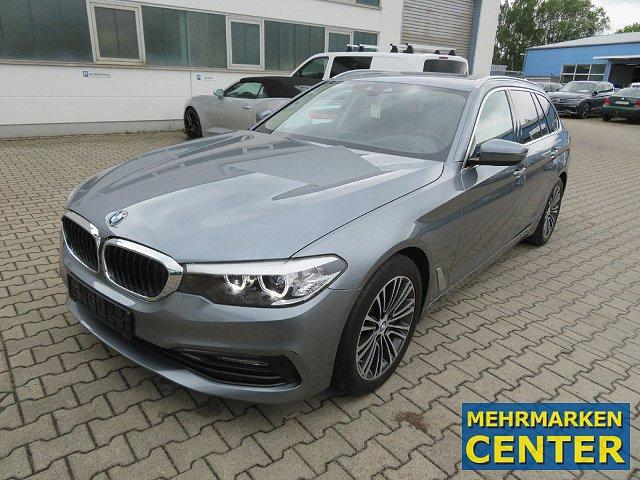 BMW 5er Touring - 530 d Sport Line*Navi*HeadUp*ACC*HK