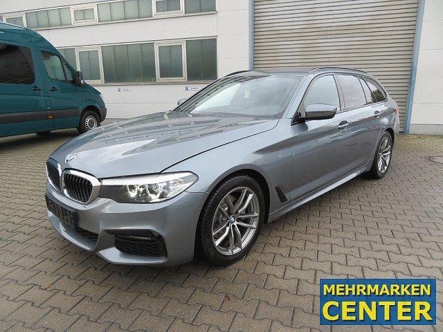 BMW 5er Touring - 520 d M Sport*Navi*Leder*Kamera*DAB*