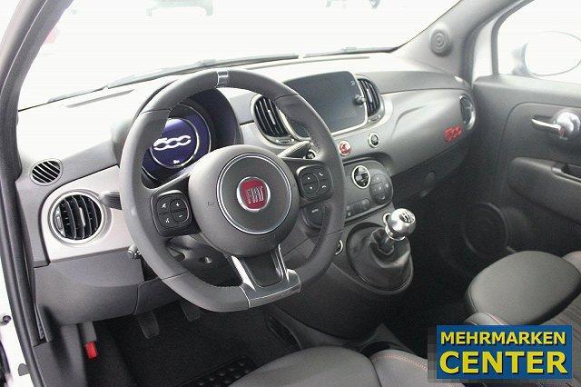 Fiat 500C 1,0 GSE HYBRID SPORT SERIE 9