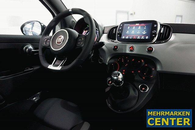 Fiat 500C 1,0 GSE HYBRID HEY GOOGLE SERIE 9