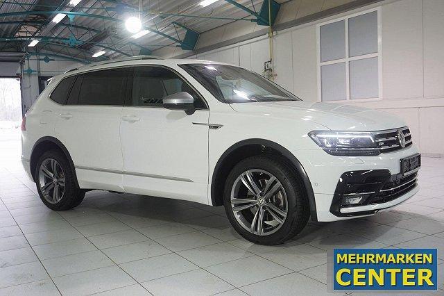 Volkswagen Tiguan Allspace - 2,0 TDI SCR 4MOTION DSG HIGHLINE R-LINE NAVI LED PANO ACC LM19