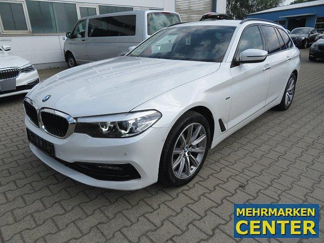 BMW 5er Touring - 530 d xDrive Sport Line*Navi*Leder*HiFi*