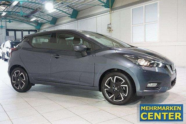 Nissan Micra - 1,0 IG-T N-WAY NAVI