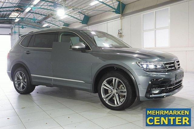 Volkswagen Tiguan Allspace - 2,0 TDI SCR 4MOTION DSG HIGHLINE R-LINE EXTERIEUR 7-S. NAVI LED ACC LM19