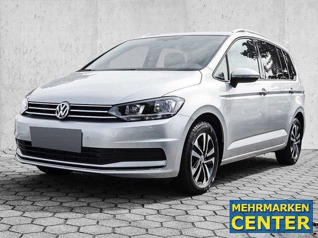Volkswagen Touran - 2.0 TDI United Comfortline 7-Sitzer AHK N