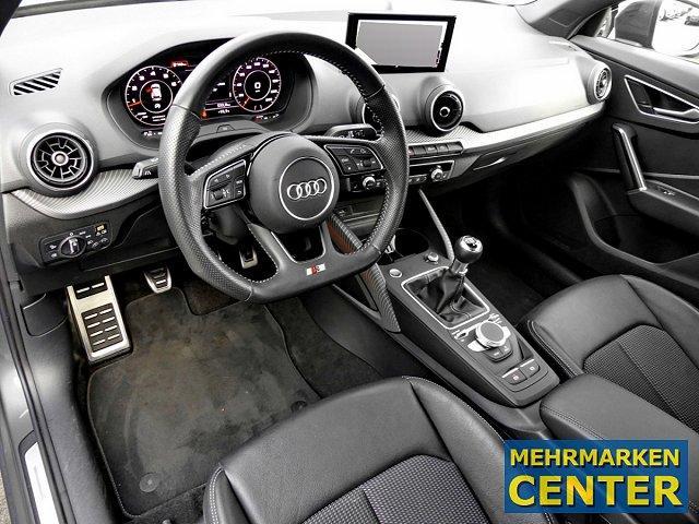 Audi Q2 1.4 TFSI Sport ACC MMIPlus PreSense LED Navi