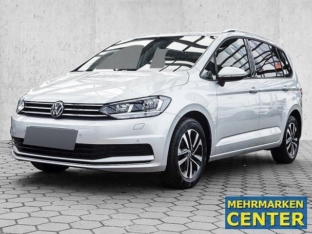 Volkswagen Touran - 1.5 TSI United 7-Sitze NAVI DAB ALU 5J GA