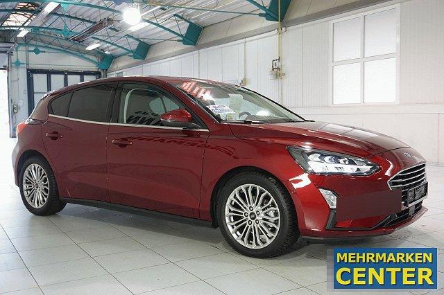 Ford Focus - 1,5 ECOBLUE AUTO. 5T TITANIUM NAVI LED ERGO-SITZ LM17