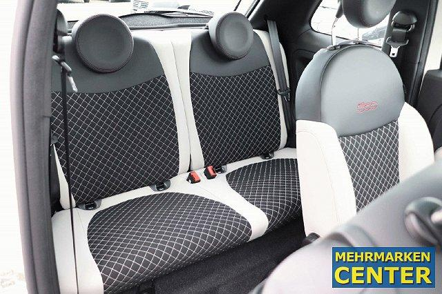 Fiat 500 1.0 Hybrid GSE N3 STAR 51kW PDC XEN NAV BEAT