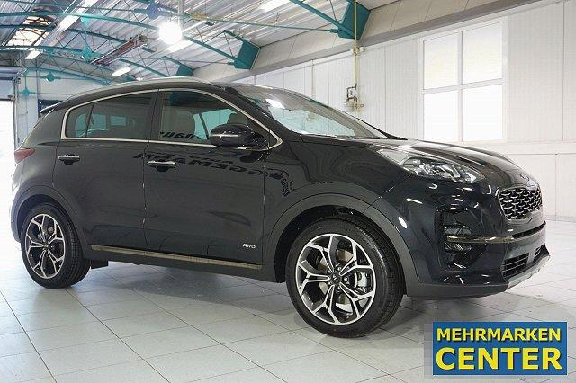 Kia Sportage - 1,6 CRDI DCT7 MILD HYBRID GT LINE MJ21 AWD GLASDACH TECHNOLOGIE LEDER