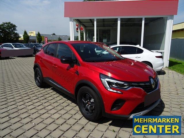 Renault Captur - EXPERIENCE TCe 90 Deluxe-Paket NAVI+PDC+KLIMAAUTO+UVM+