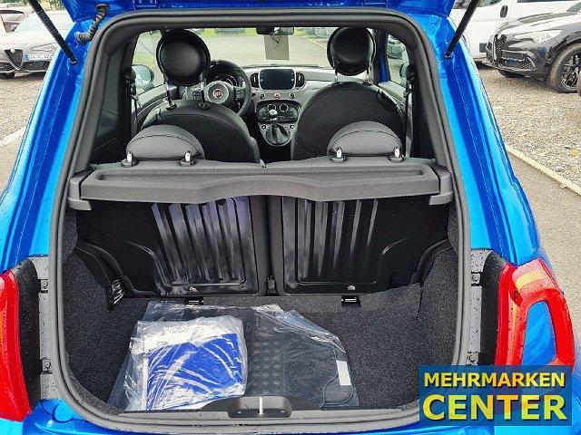 Fiat 500 MY21 1.0 GSE Hybrid SPORT 51kW LR KLIMAAUTO