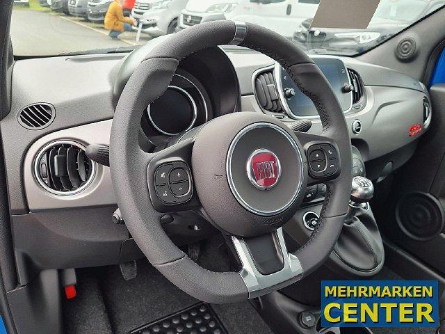 Fiat 500 MY21 1.0 GSE Hybrid SPORT 51kW #LR PDC DAB+