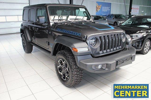 Jeep Wrangler - JL PLUG-IN HYBRID 4XE RUBICON MJ 21