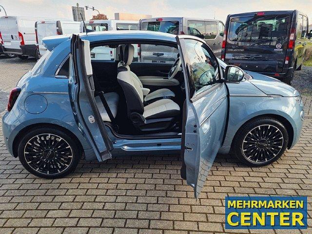 Fiat 500 3+1 'la Prima' #LED NAVI LEDER SHZG RFK DAB+