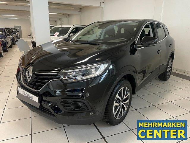 Renault Kadjar - ZEN TCe 140 EDC GPF NAVI+KAMERA+KLIMAAUTO+GANZJAHRESREIFEN+UVM+