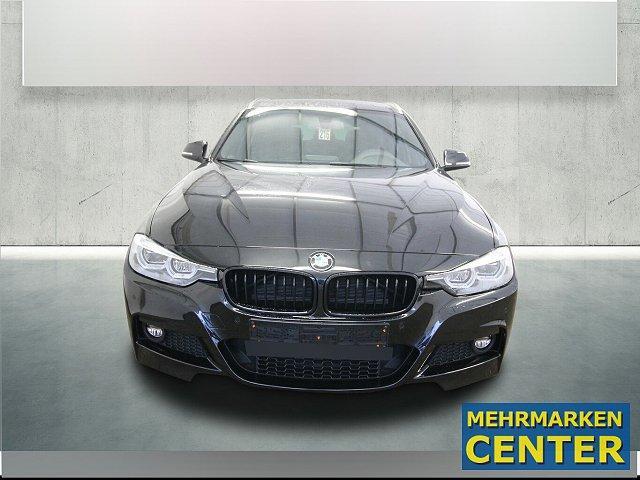 BMW 3er Touring - 320i M Sport Shadow NAVI*FULL-LED*LEDER