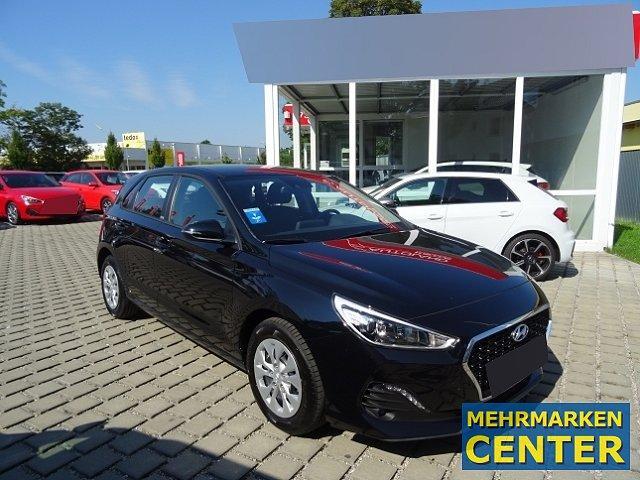Hyundai i30 - 1.4 +NAVI+RÜCKFAHRKAMERA+KLIMAANLAGE+SHZ+LICHTSENSOR+TEMPOMAT+PDC+BLUETOOTH