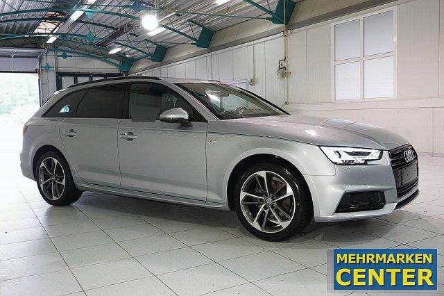 Audi A4 Avant - 2,0 TFSI ULTRA S-TRONIC SPORT S-LINE EXTERIEUR NAVI LED SOUND LM18