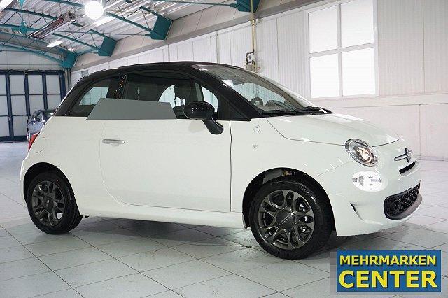 Fiat 500C - 1,0 GSE HYBRID HEY GOOGLE SERIE 9