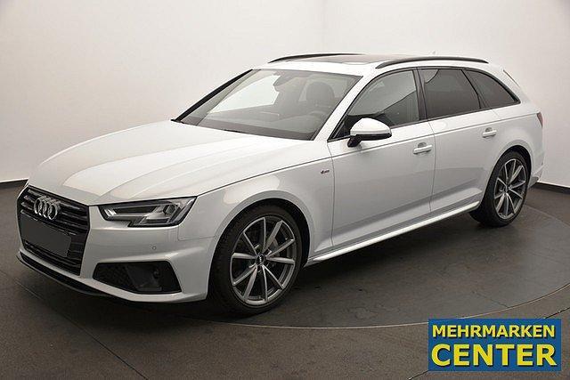 Audi A4 allroad quattro - Avant 40 TDI S-tronic 3xS-Line R ckfahrkam/LED/