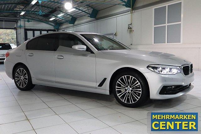 BMW 5er - 530E AUTO. SPORT LINE NAVI ADAP-LED GSD HEAD-UP SOUND LM18
