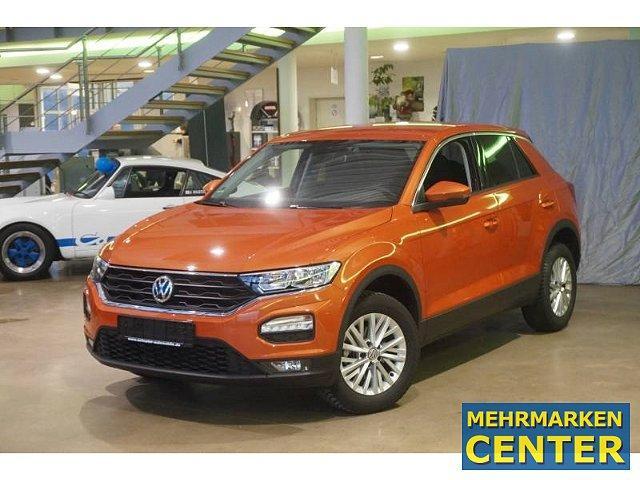 Volkswagen T-Roc - 1.0TSI Navi VKZ-Erk. Spurassist SHZ PDCv+h