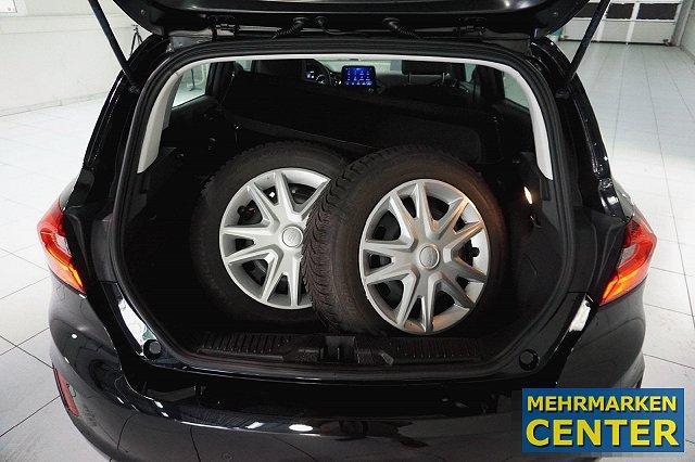 Ford Fiesta 1,0 ECOBOOST HYBRID 5T TITANIUM NAVI LM