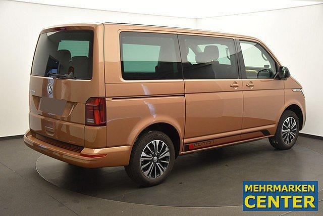 Volkswagen Multivan 6.1 - T6.1 2.0 TDI DSG Edition Navi/LED/Vorb.AH
