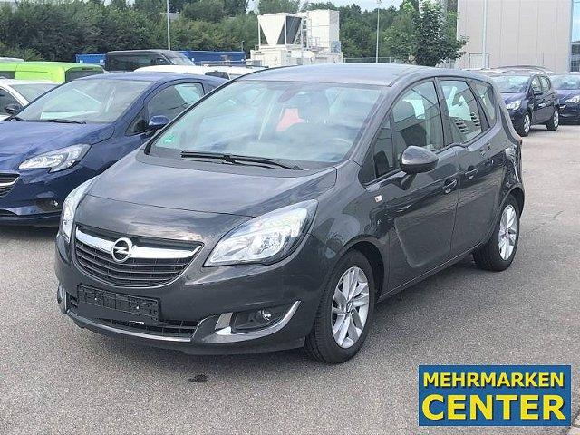 Opel Meriva - B drive 1.4 Turbo Klimaaut Tempomat MFL