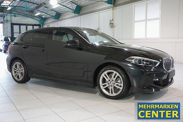 BMW 1er - 118I M SPORT NAVI LED LM17