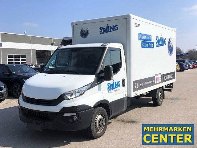 Iveco Daily - 35S16*Koffer+LBW 3-Sitzer Tempom. Klimaaut