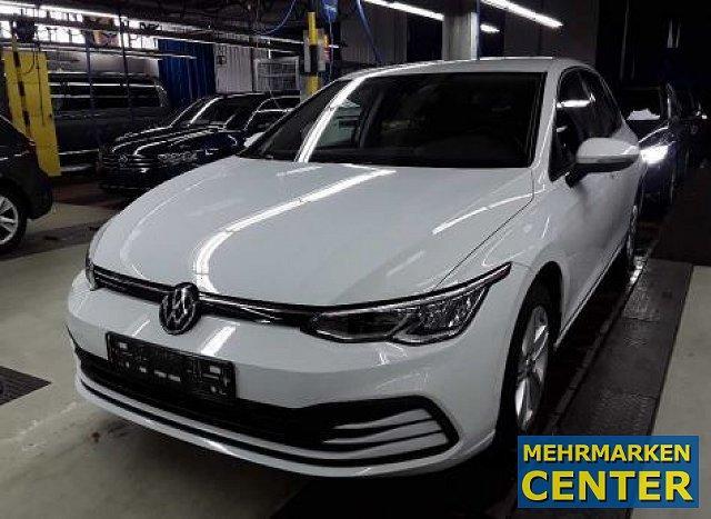 Volkswagen Golf - 8 VIII 2.0 TDI DSG Life ACC/LED/Navi