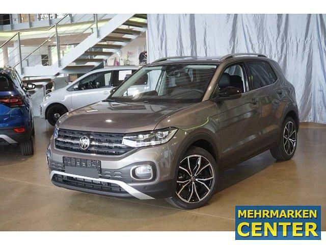 Volkswagen T-Cross - Style 1.0TSI*DSG LED ACC 2xSpurass. SHZ