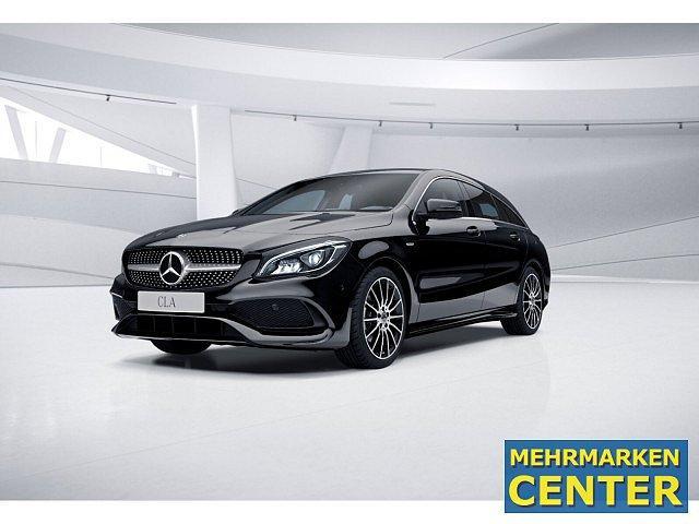 Mercedes-Benz CLA Shooting Brake - 200 SB d AMG Sport AHK LED Navi SHZ Einparkh