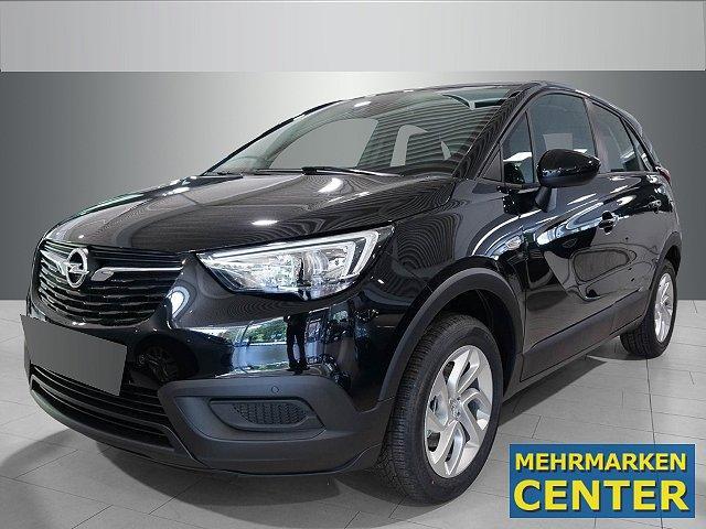 Opel Crossland - X Edition+Lenkrad/Sitzheizung+Regen/Lichtsensor