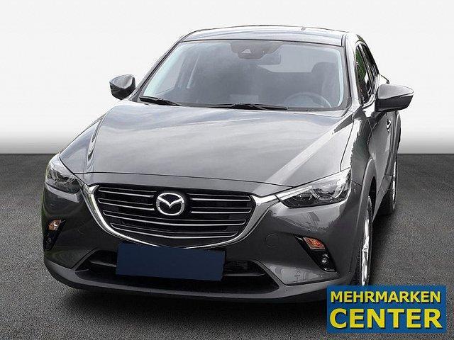 Mazda CX-3 - SKYACTIV-G 121 FWD Selection 89 kW, 5-türig