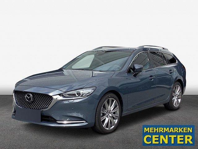 Mazda Mazda6 Kombi - 6 SKYACTIV-G 194 Drive i-ELOOP Sports-Line 143 kW, 5-türig