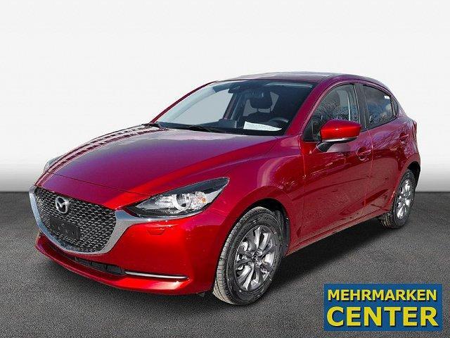 Mazda Mazda2 - 2 1.5 75 M HYBRID Exclusive-Line