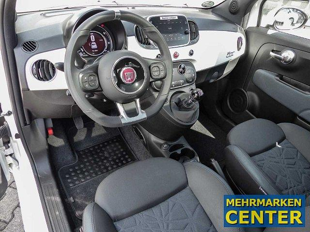 Fiat 500 Hybrid Lounge Edition Klimaautomatik