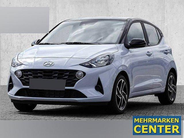 Hyundai i10 - Trend 1.0 GDi - Komfortpaket Navipaket 16'' Bicolour