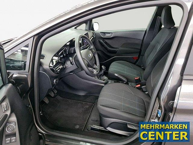 Ford Fiesta 1.1 SS COOLCONNECT Navi + Winter-Paket