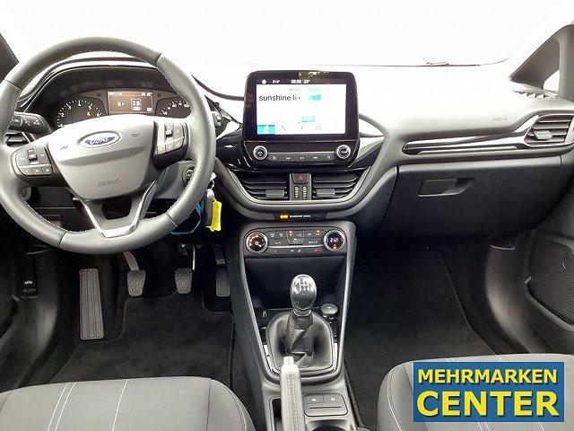 Ford Fiesta 1.1 COOLCONNECT Navi DAB PDC Klimaaut.