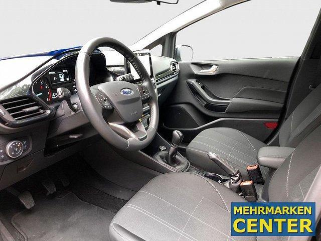 Ford Fiesta 1.1 COOLCONNECT Navi DAB Wi-Pa Klimmaut.