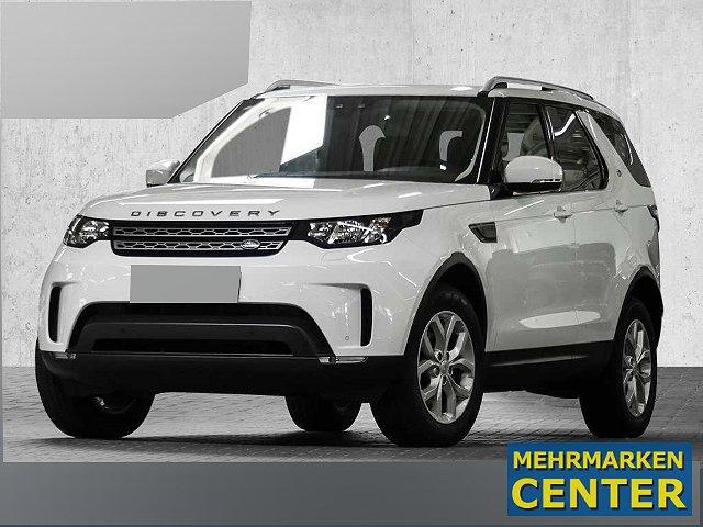 Land Rover Discovery - 2.0 Sd4 AWD Pure Navi StandHZG Rückfahrkam. Allrad AHK-abnehmbar El. Heckklappe