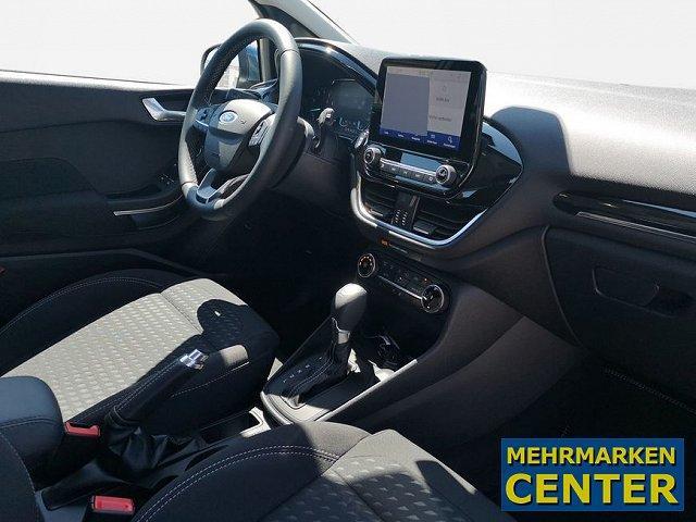 Ford Fiesta 1.0 EcoBoost SS Aut. TITANIUM X LED RFC ACC