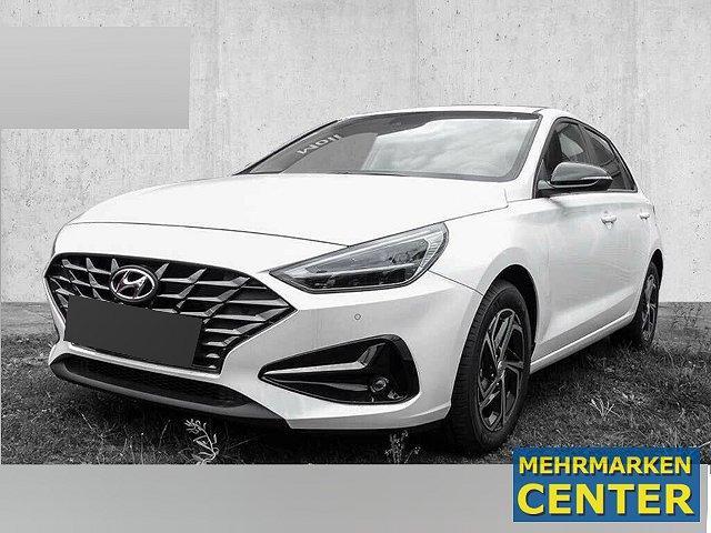Hyundai i30 - 1.5 Intro Navi Sitzheizung Klima Rückfahrkam